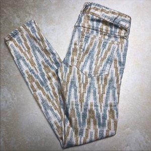~Free People~Tribal Jeans
